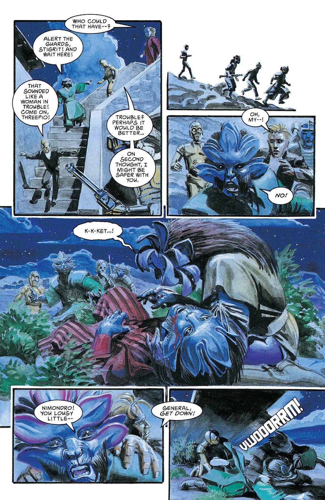 Read online Star Wars Legends Epic Collection: The Empire comic -  Issue # TPB 5 (Part 5) - 13