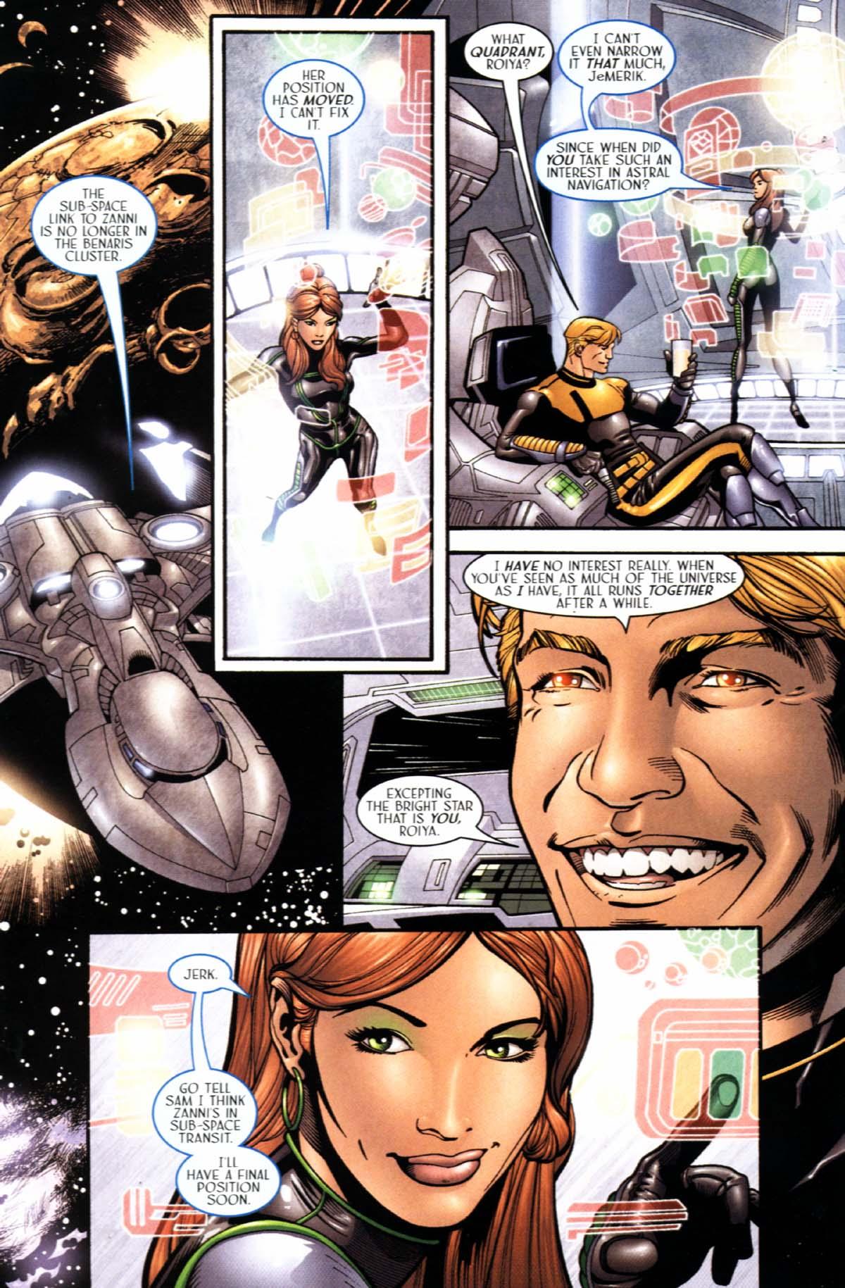 Read online Sigil (2000) comic -  Issue #22 - 22