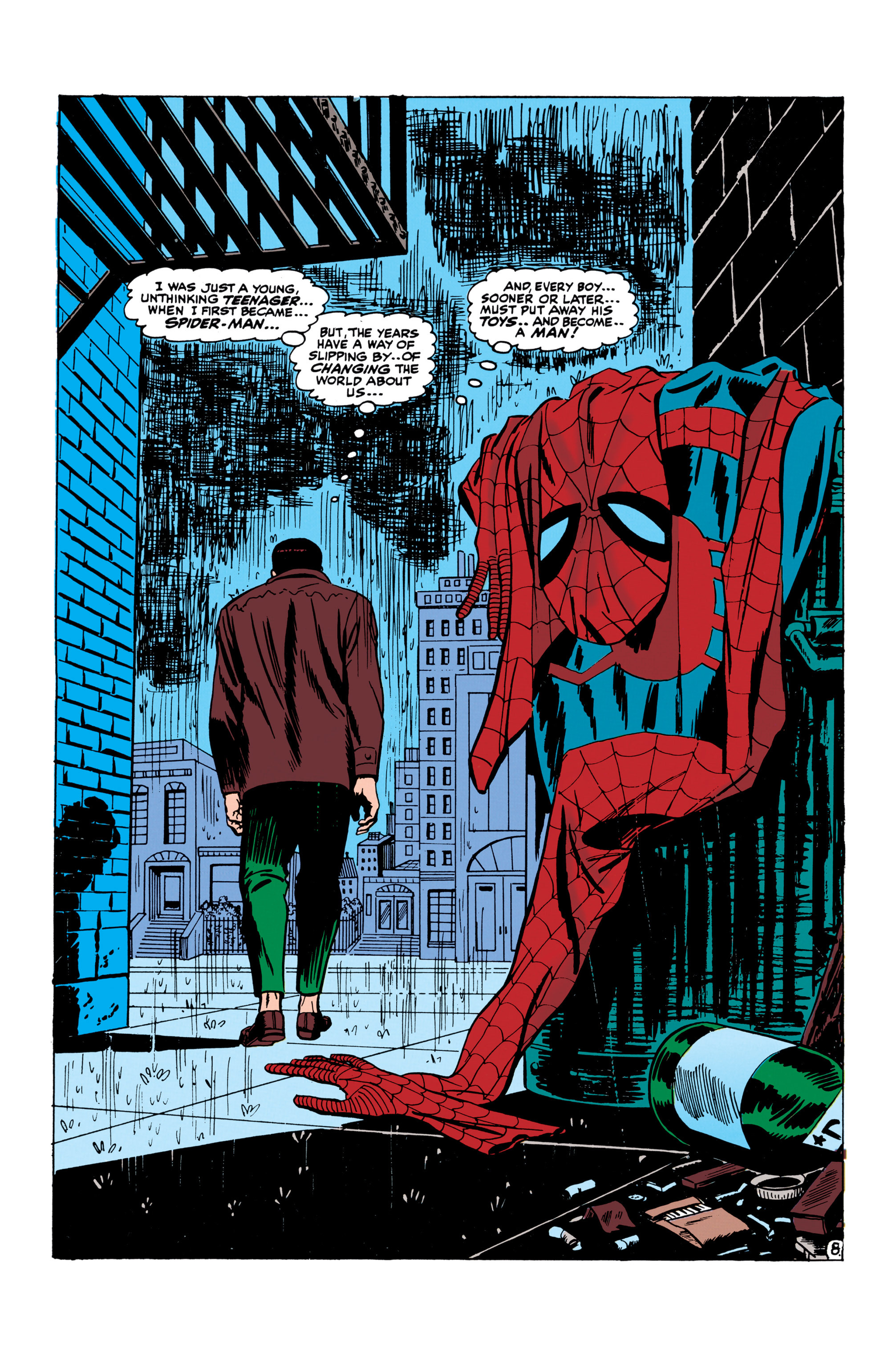 The Amazing Spider-Man (1963) 50 Page 8