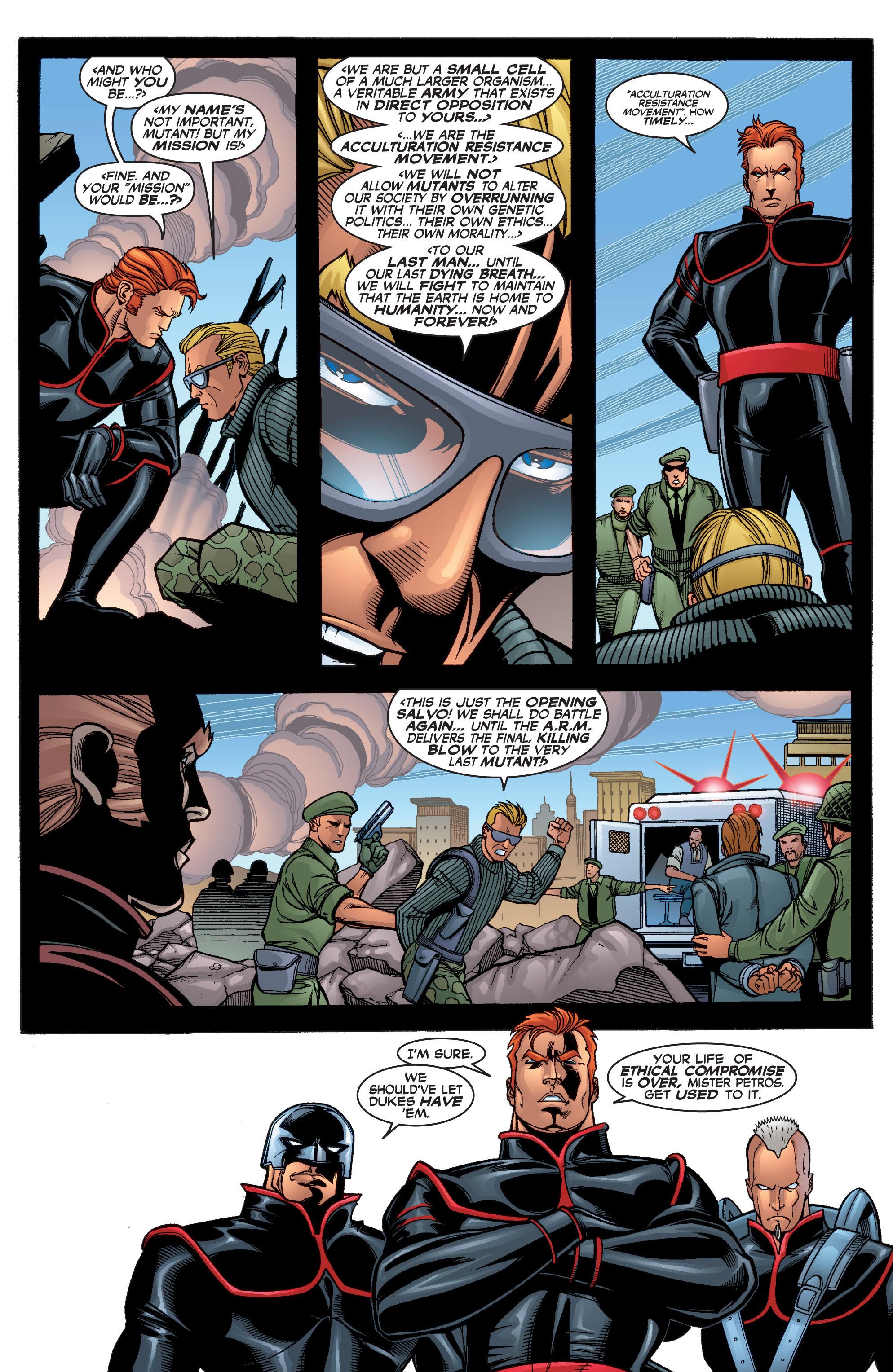 Read online Uncanny X-Men (1963) comic -  Issue #402 - 17