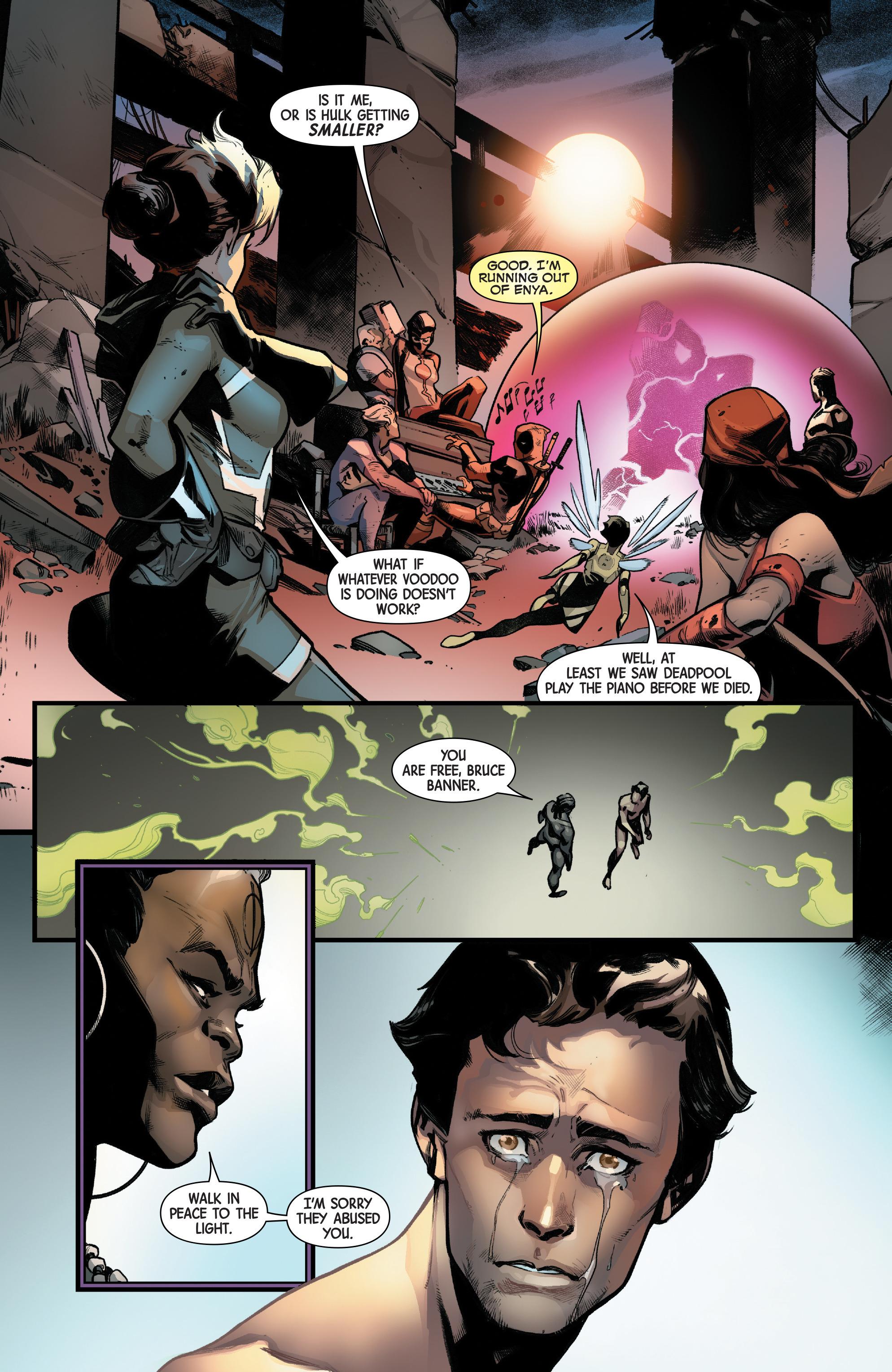Read online Uncanny Avengers [II] comic -  Issue #17 - 16