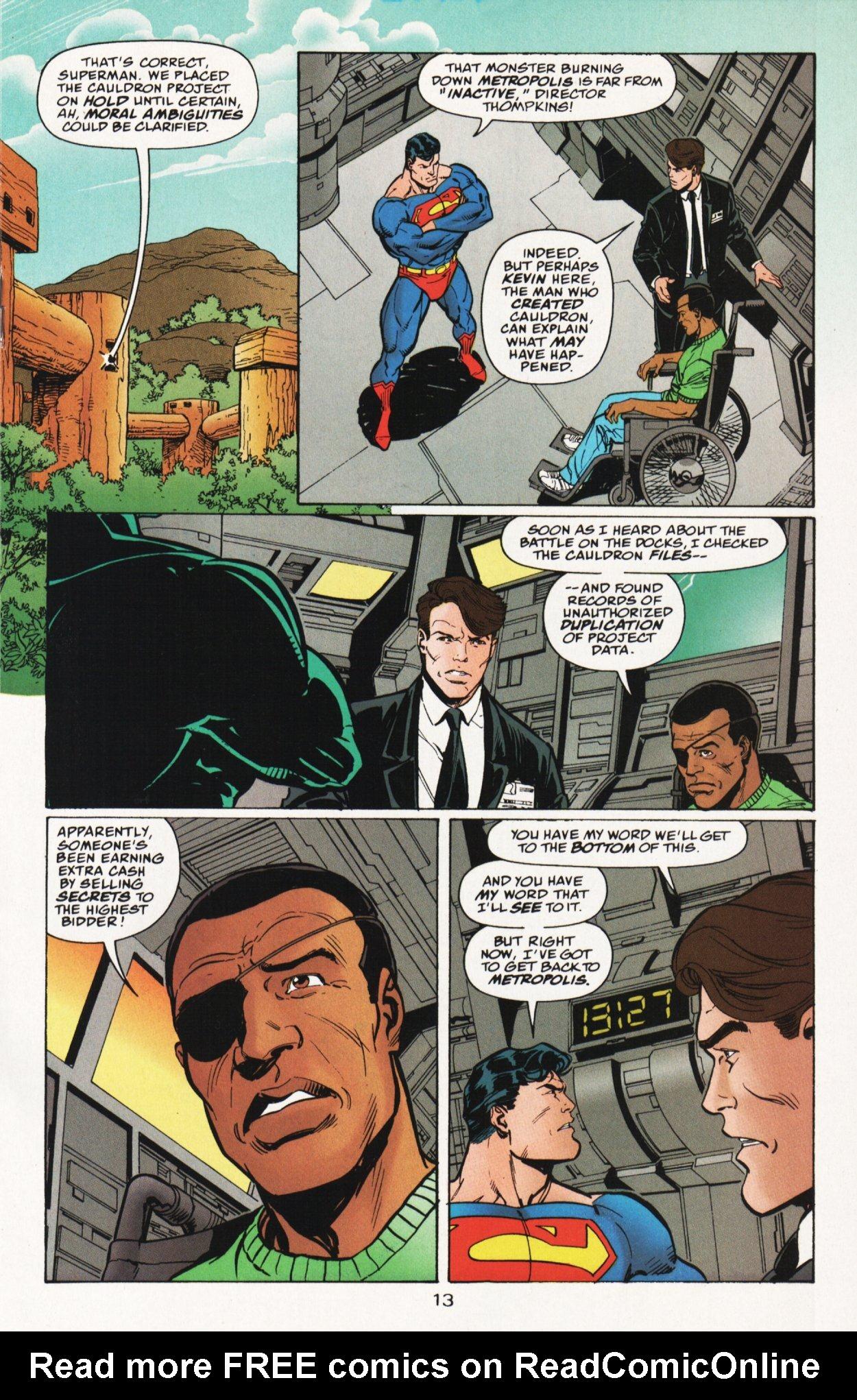 Action Comics (1938) 731 Page 17