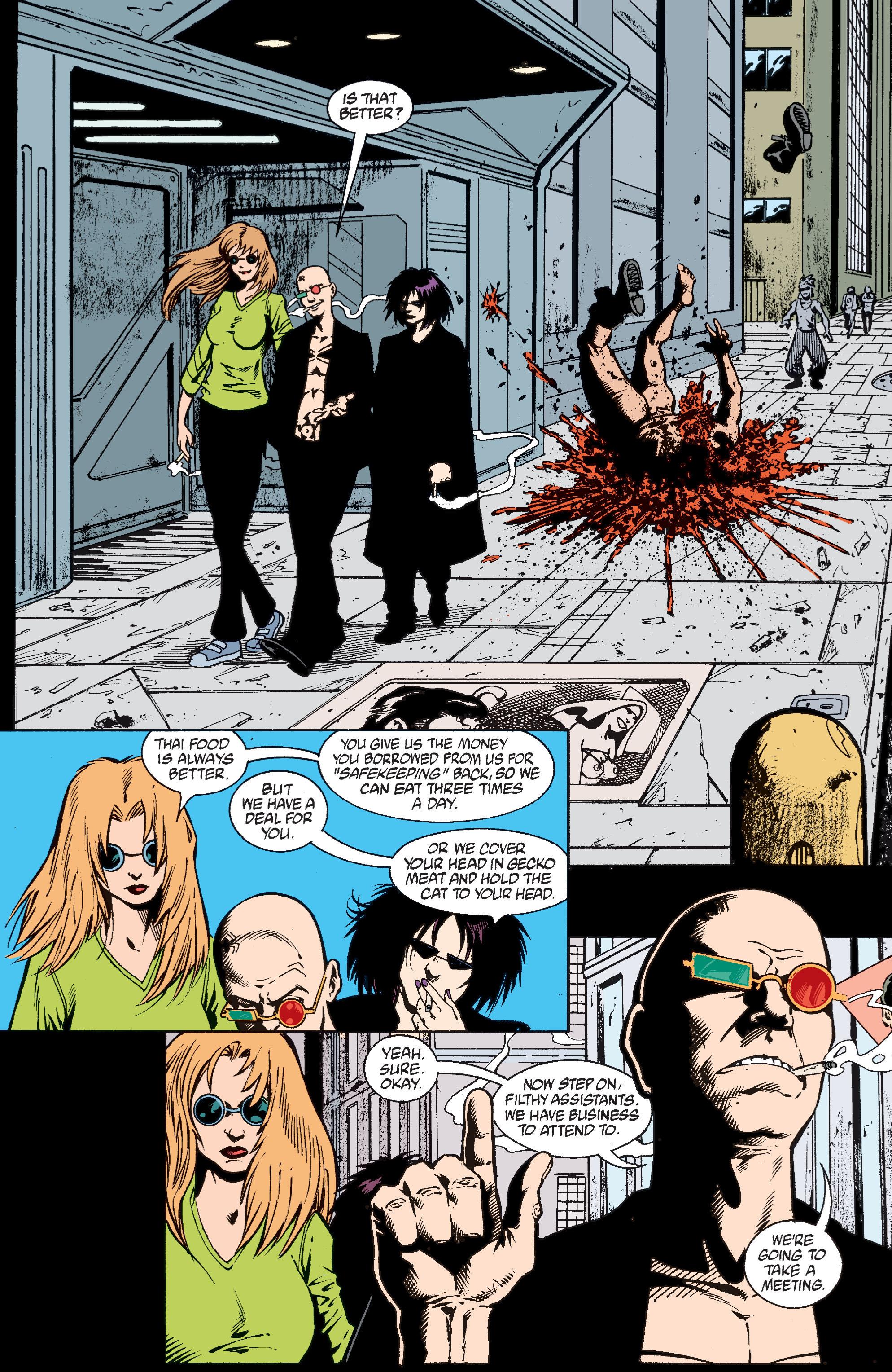 Read online Transmetropolitan comic -  Issue #37 - 13