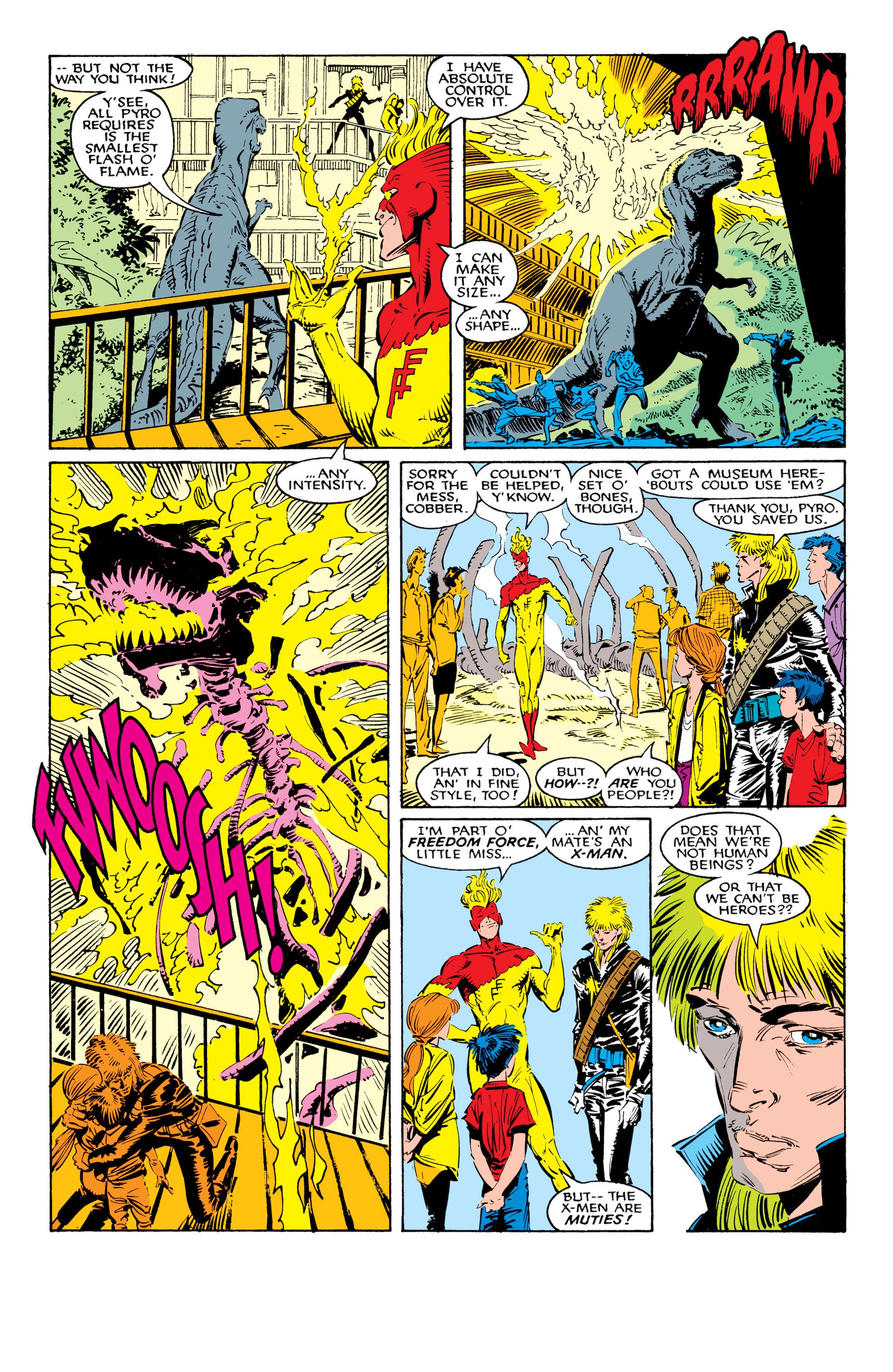 Read online Uncanny X-Men (1963) comic -  Issue #226 - 15