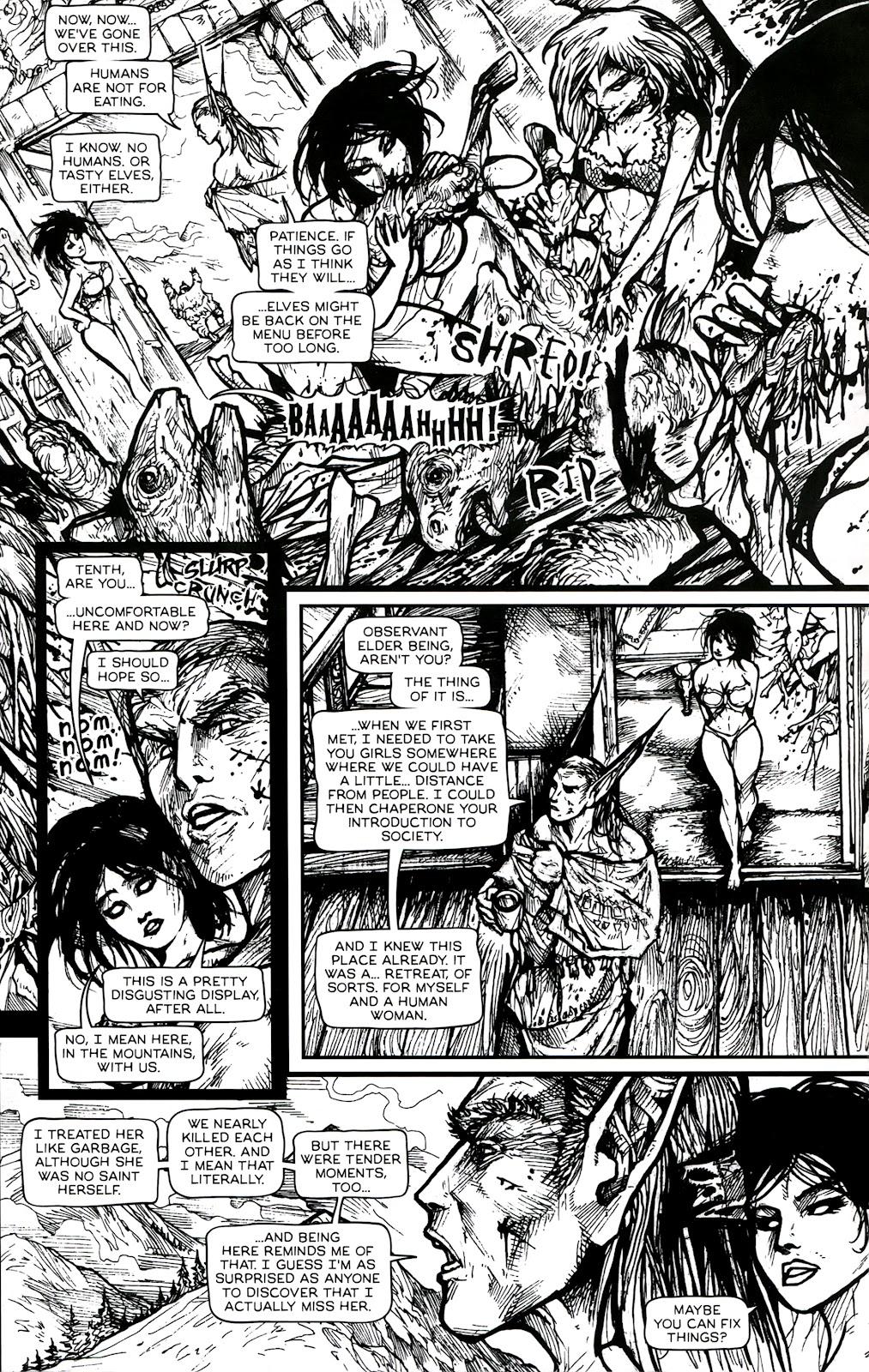 Read online Poison Elves (2013) comic -  Issue #3 - 25
