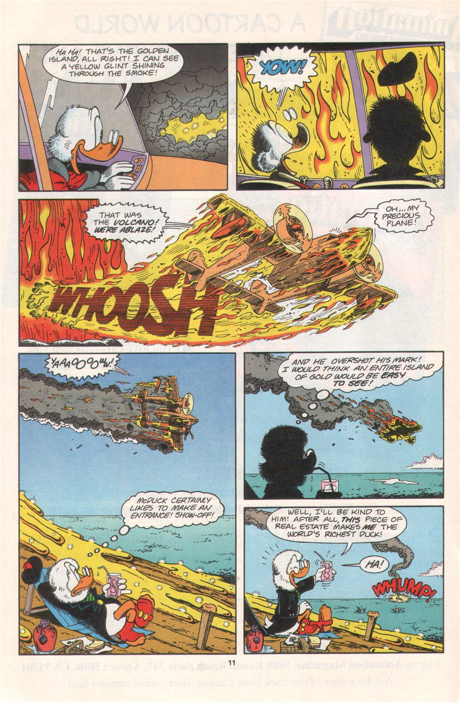 Read online Uncle Scrooge (1953) comic -  Issue #276 - 16