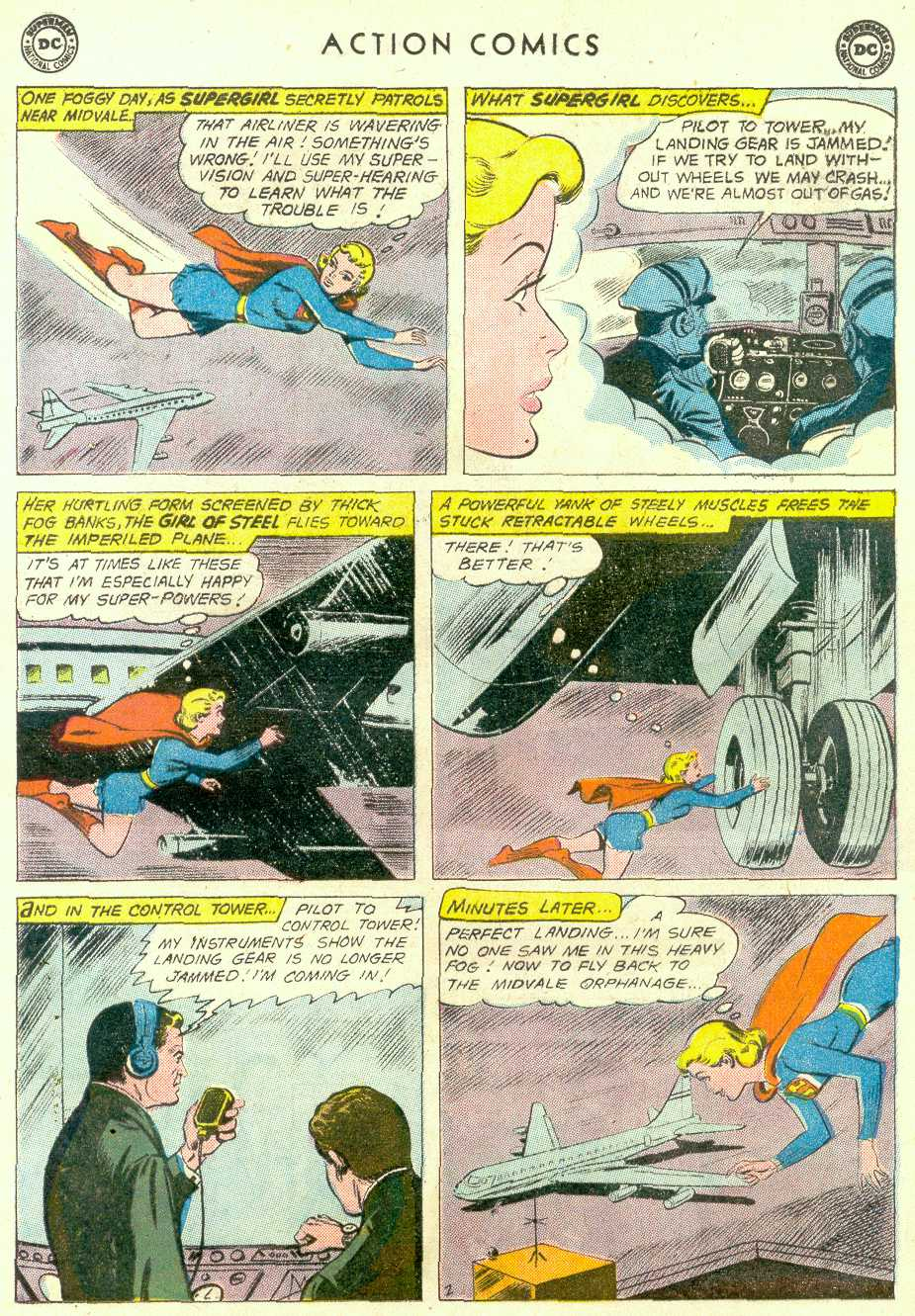 Read online Action Comics (1938) comic -  Issue #264 - 21