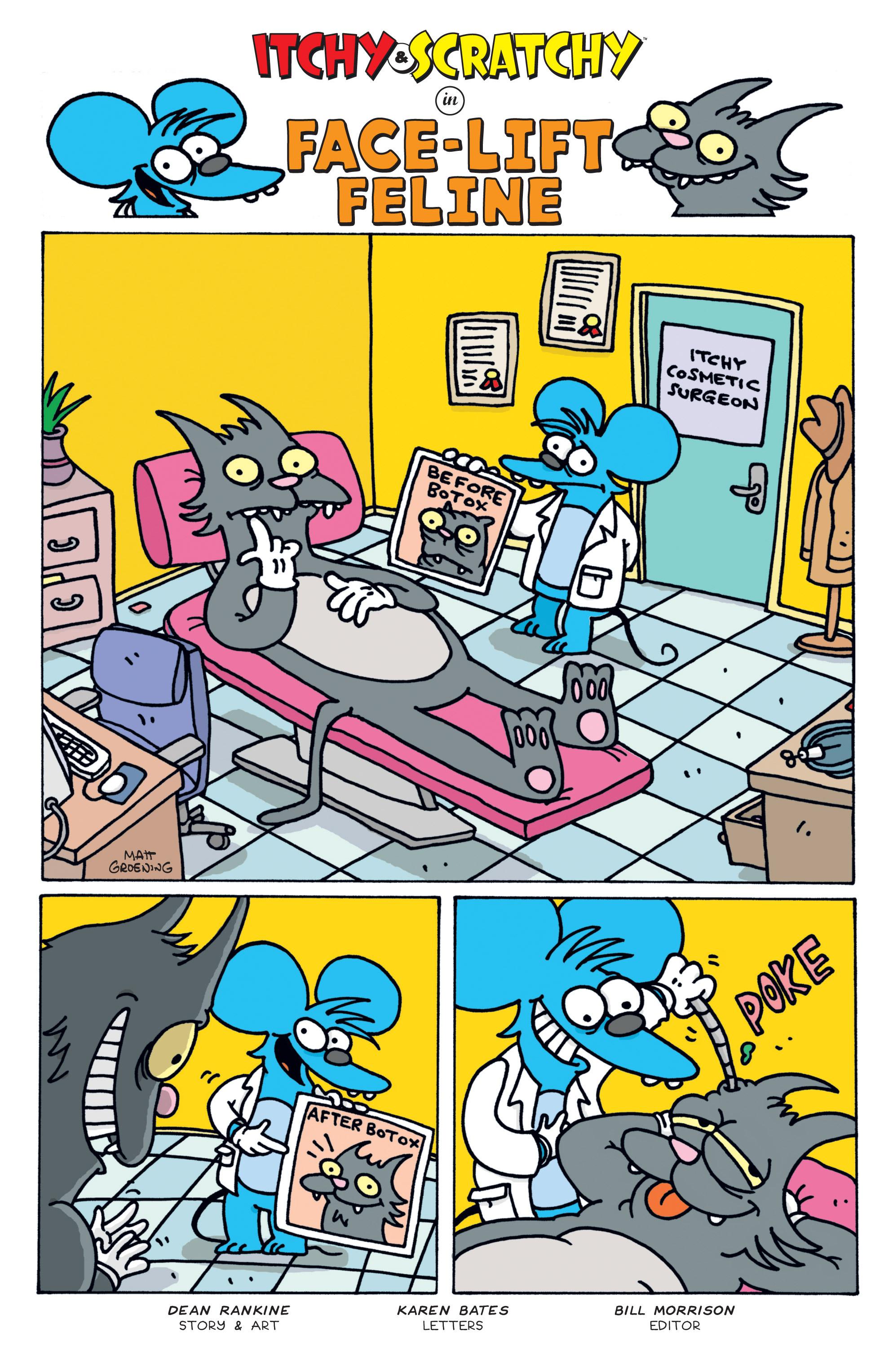Read online Simpsons Comics comic -  Issue #180 - 24