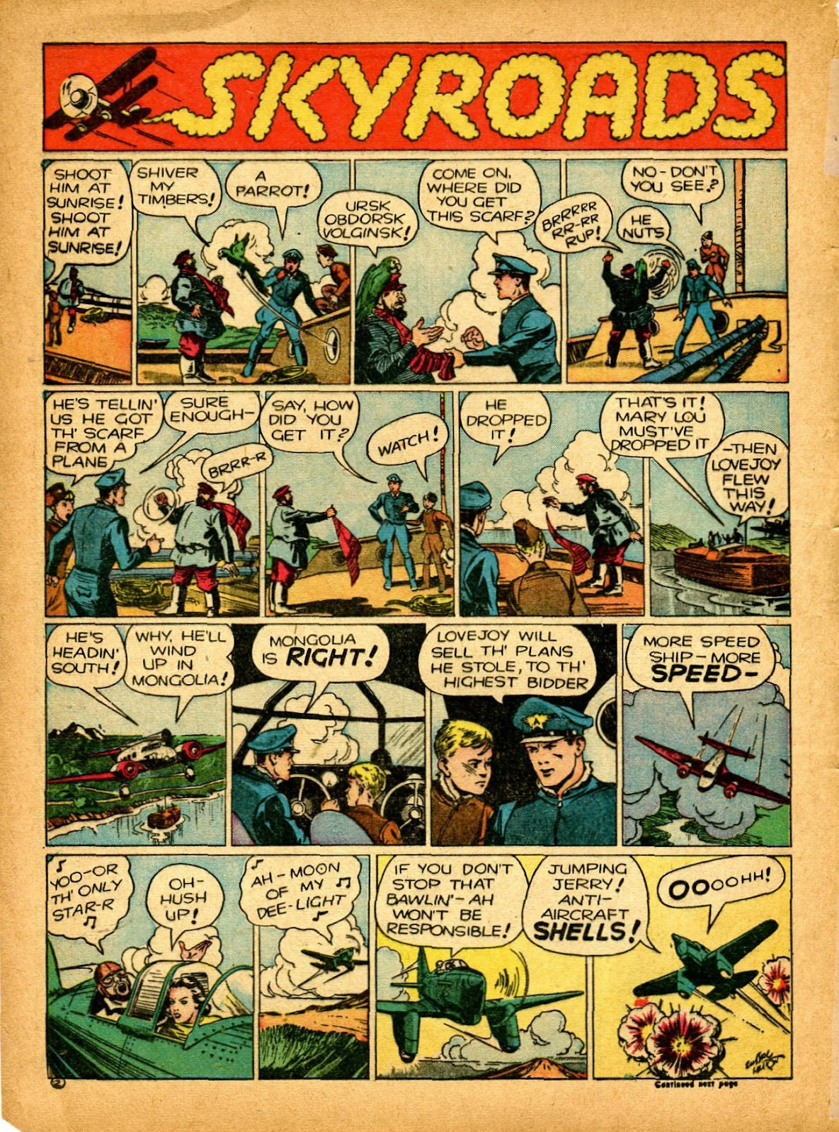 Read online Famous Funnies comic -  Issue #84 - 12