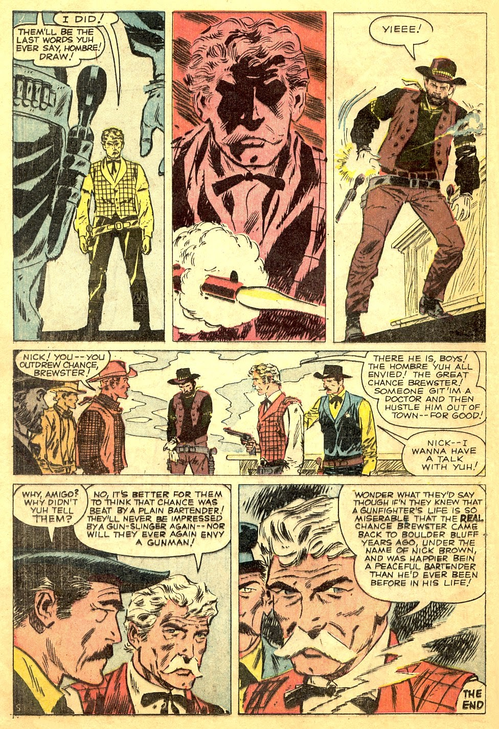 Gunsmoke Western issue 63 - Page 24