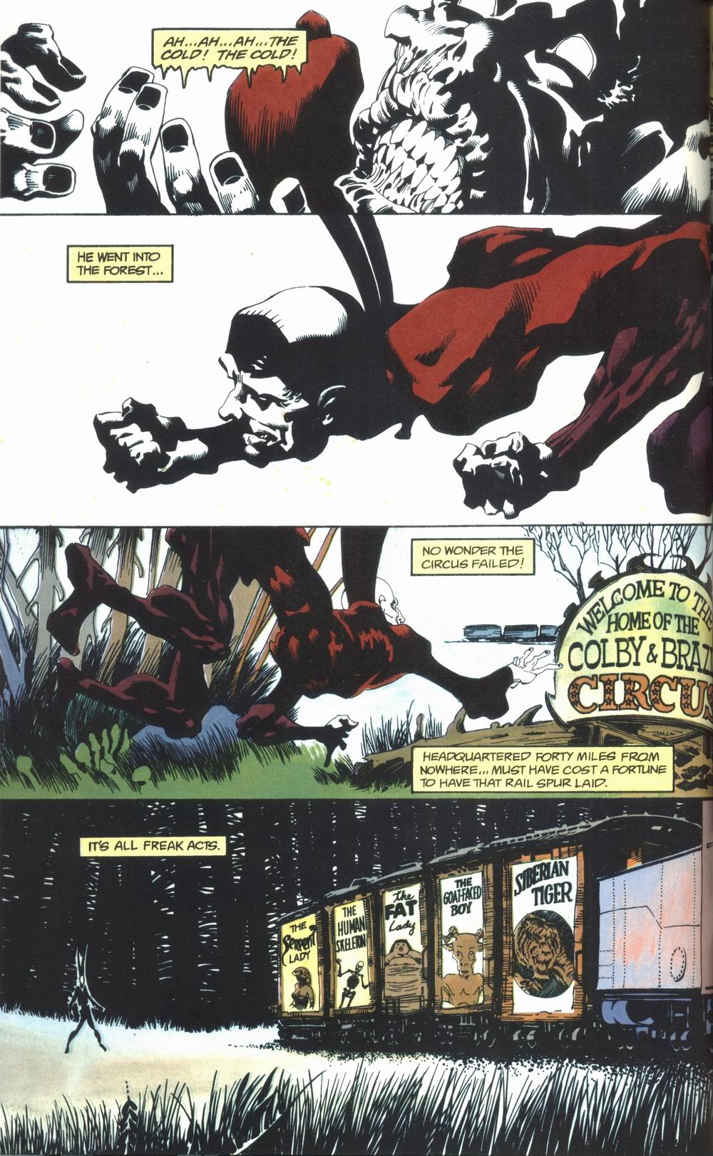 Read online Deadman: Love After Death comic -  Issue #1 - 18
