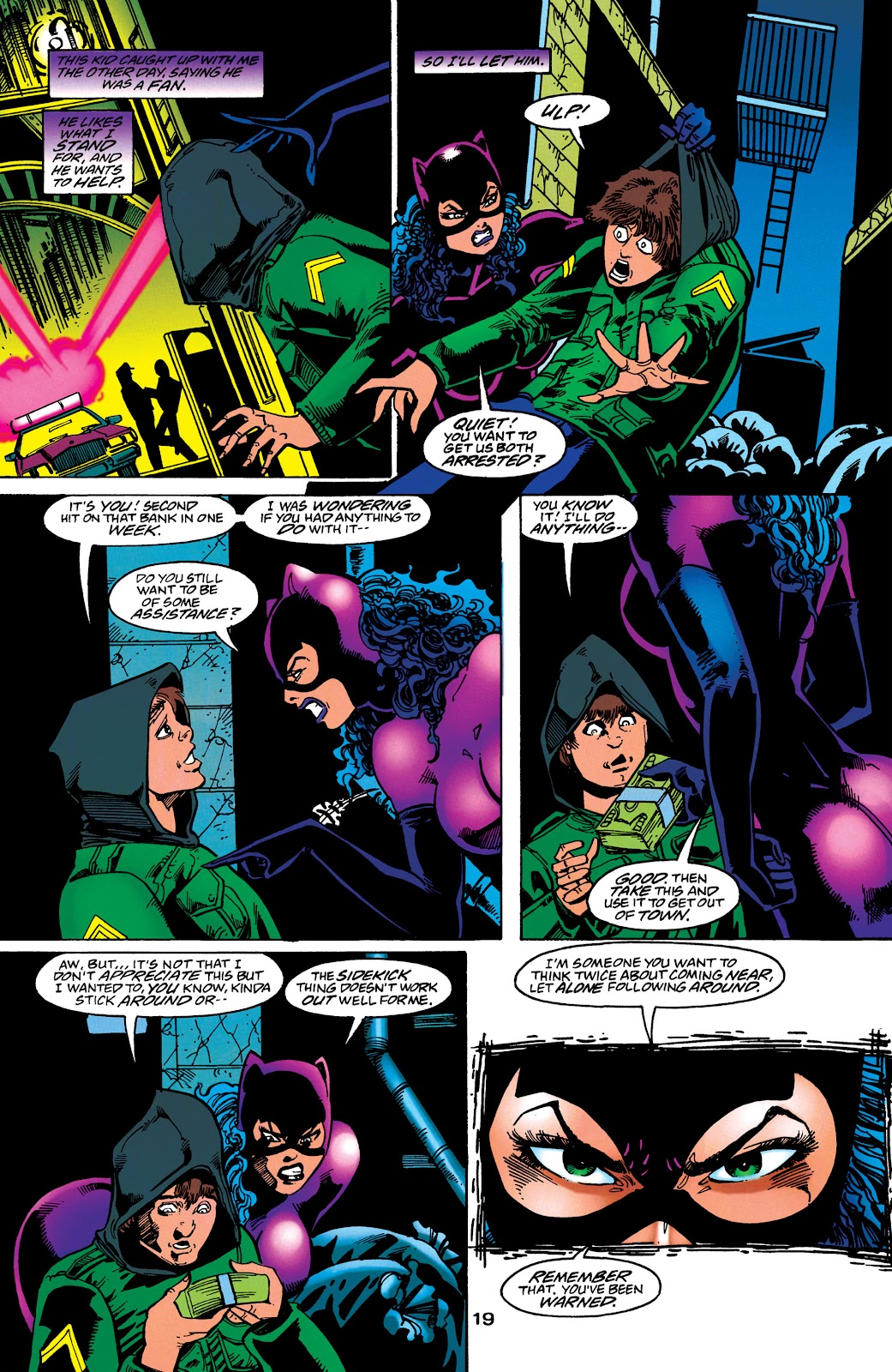 Catwoman (1993) Issue #60 #65 - English 20