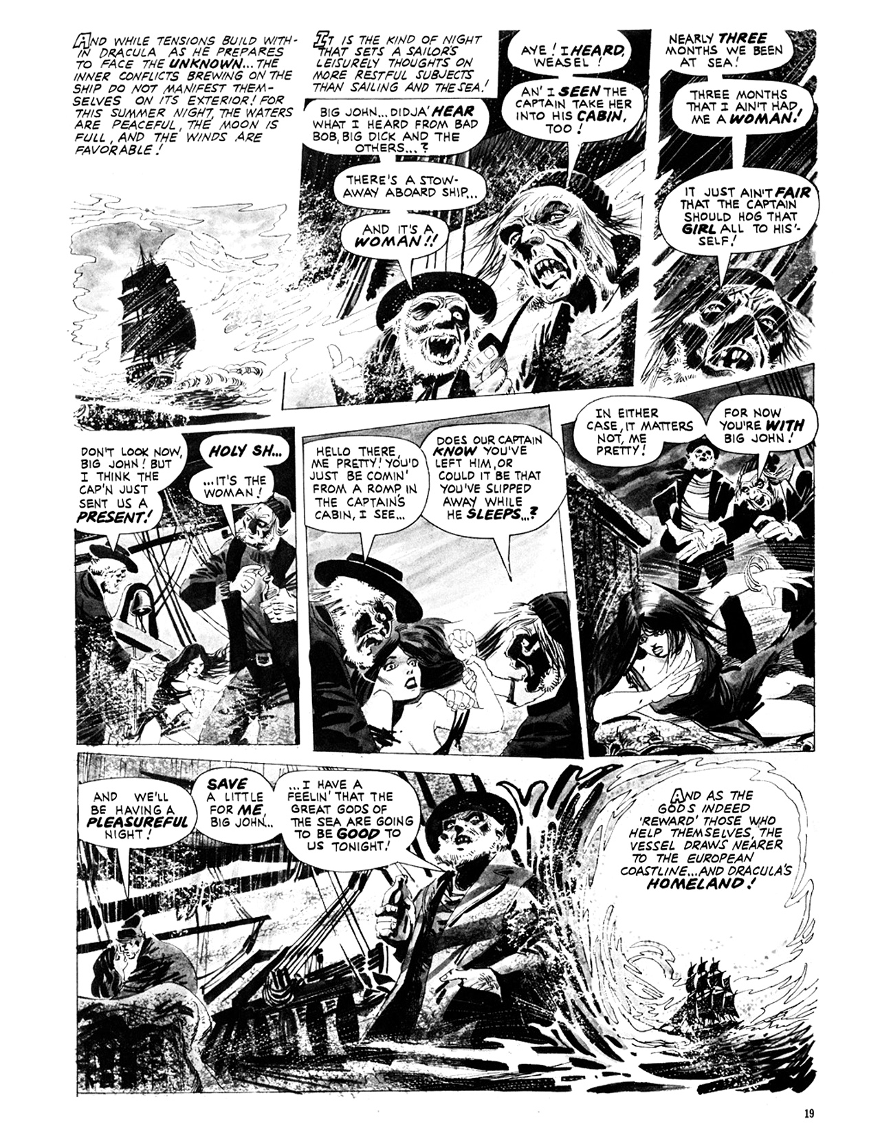 Read online Eerie Archives comic -  Issue # TPB 10 - 20