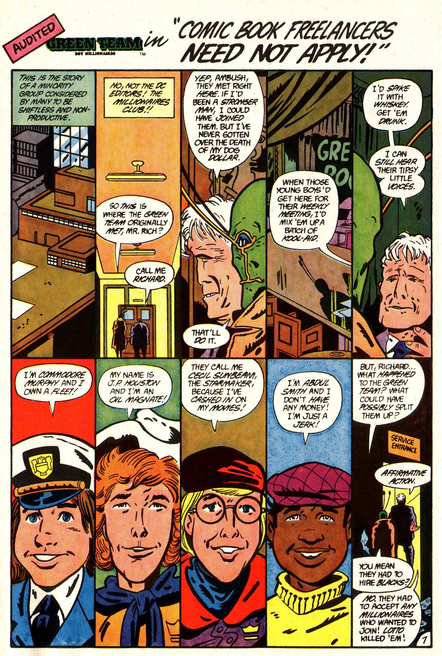 Read online Ambush Bug comic -  Issue #3 - 11