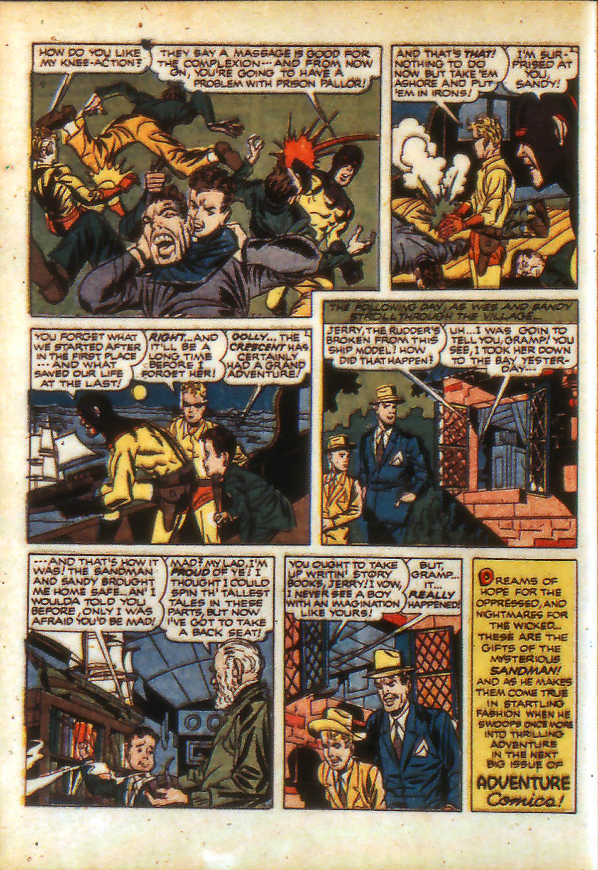 Read online Adventure Comics (1938) comic -  Issue #88 - 12