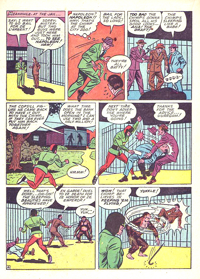 Sensation (Mystery) Comics issue 17 - Page 42