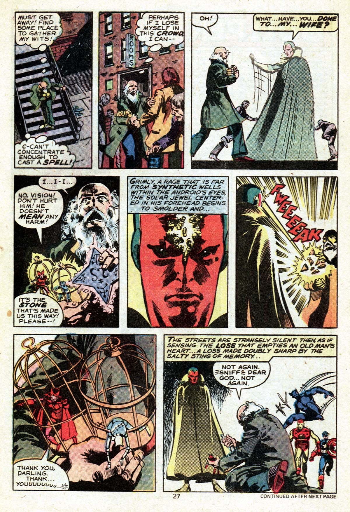 The Avengers (1963) 182 Page 16