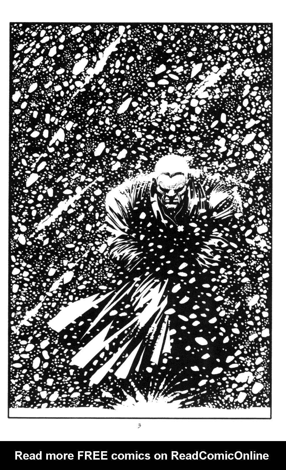 Read online Sin City: Silent Night comic -  Issue # Full - 4
