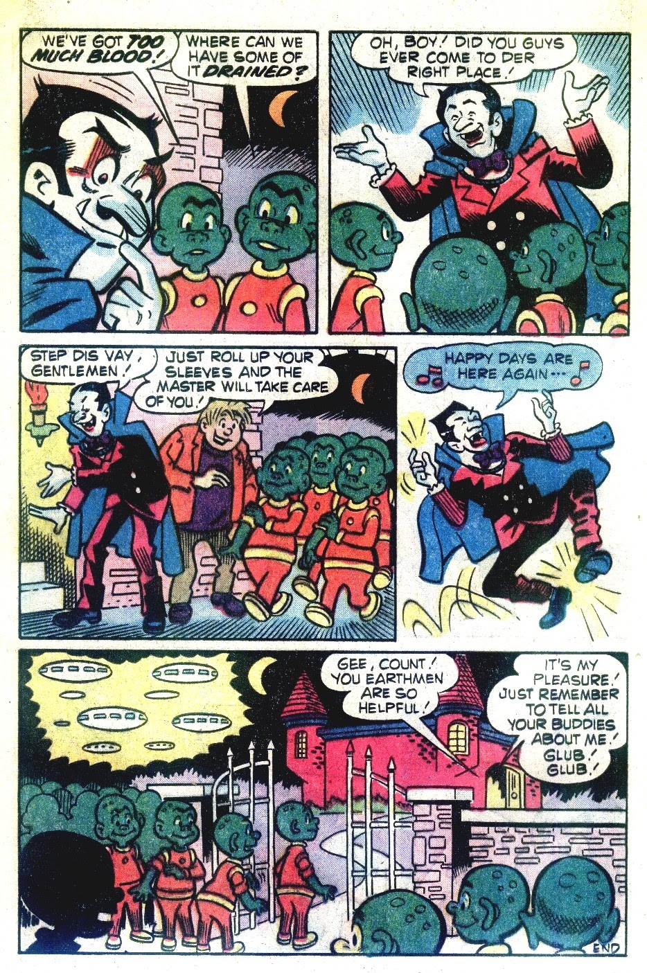 Read online Madhouse Comics comic -  Issue #118 - 8