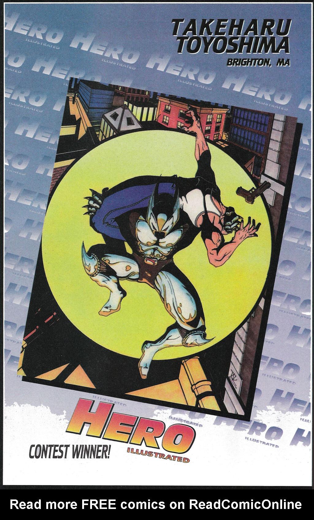 Read online ShadowHawk comic -  Issue #14 - 18