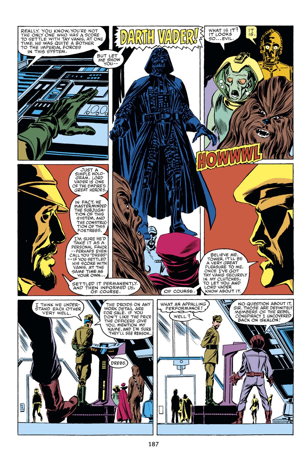 Read online Star Wars Omnibus comic -  Issue # Vol. 18 - 175