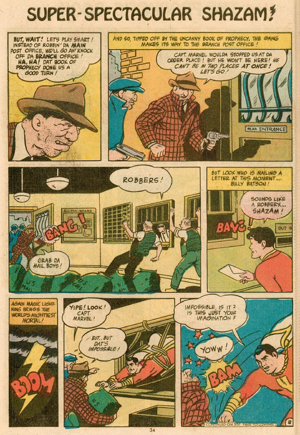 Read online Shazam! (1973) comic -  Issue #14 - 30