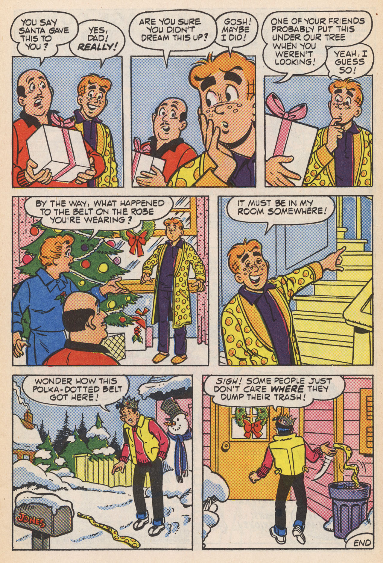 Read online Archie (1960) comic -  Issue #364 - 11