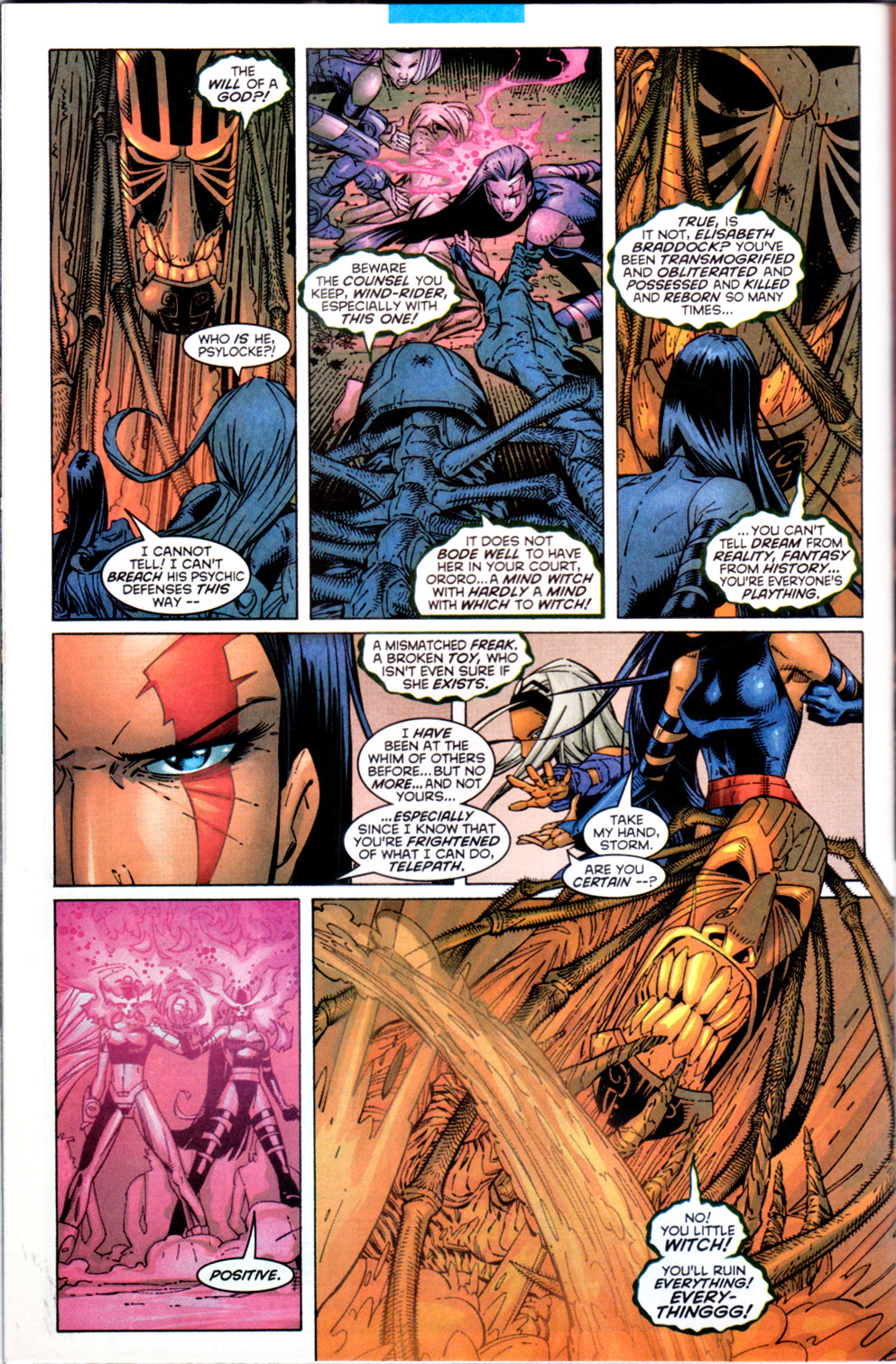 X-Men (1991) 77 Page 16
