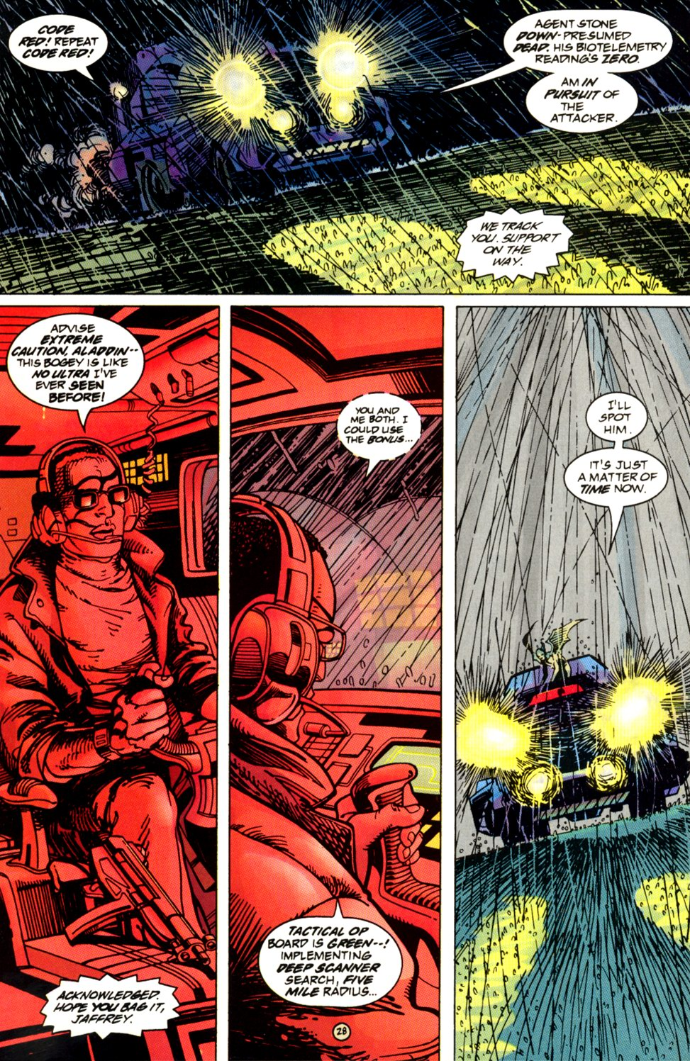 Read online Rune (1994) comic -  Issue #0 - 30
