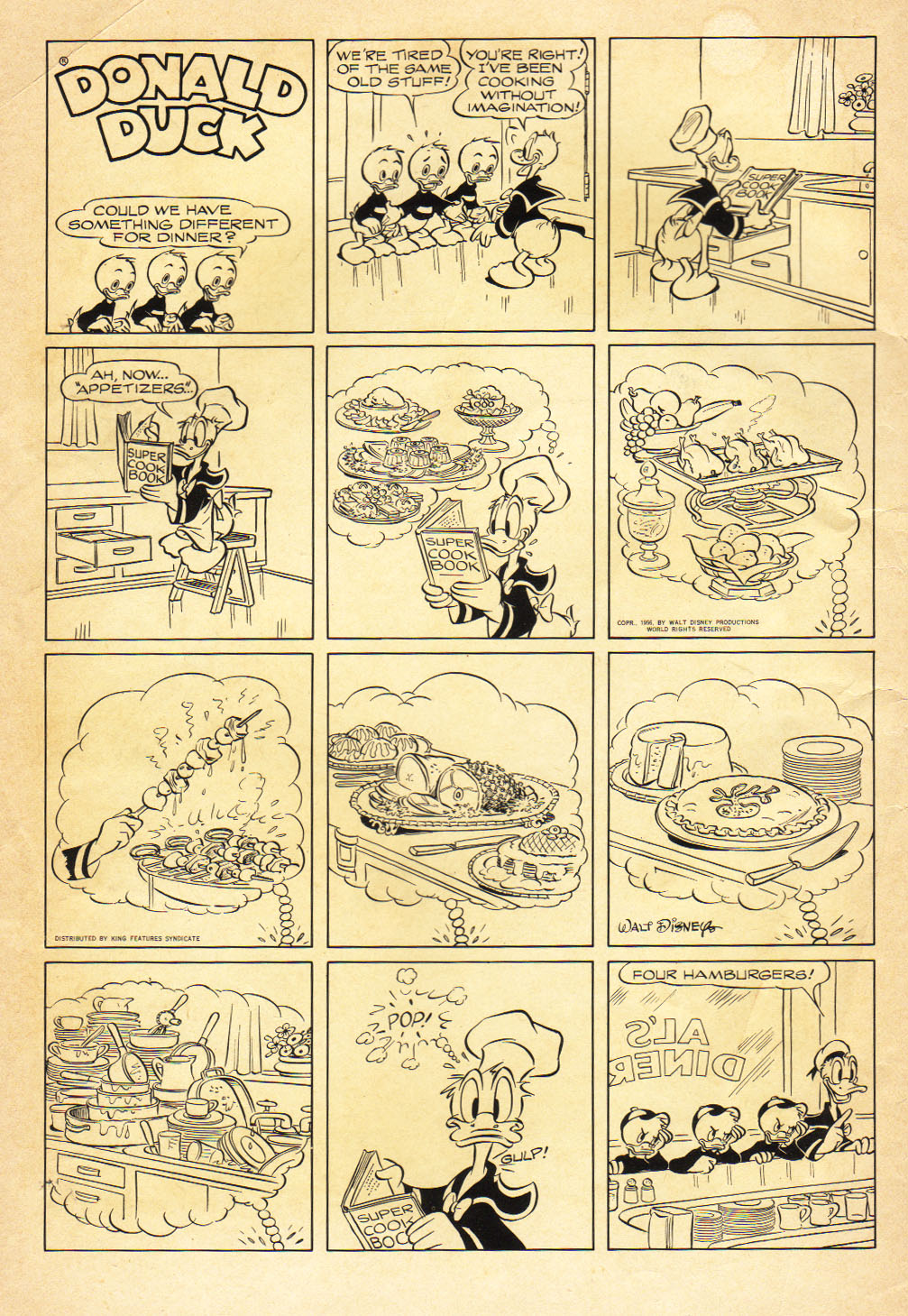 Walt Disney's Comics and Stories issue 257 - Page 2