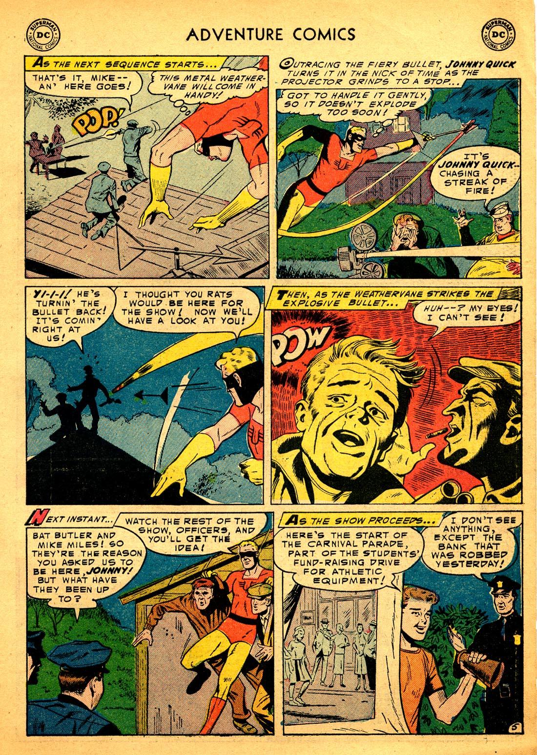 Read online Adventure Comics (1938) comic -  Issue #206 - 31