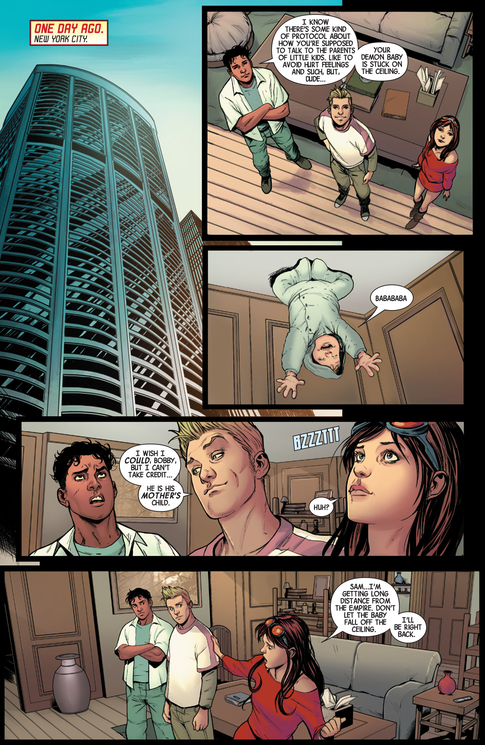 Read online Avengers (2013) comic -  Issue #42 - 11