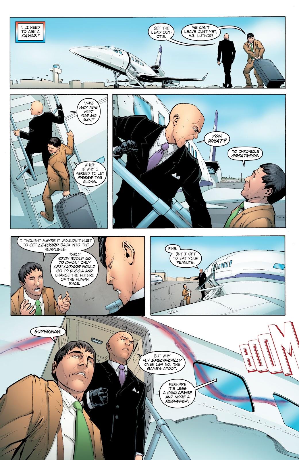 Read online Smallville Season 11 [II] comic -  Issue # TPB 6 - 67