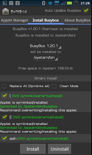 BusyBox Pro v34 APK Offline Installer