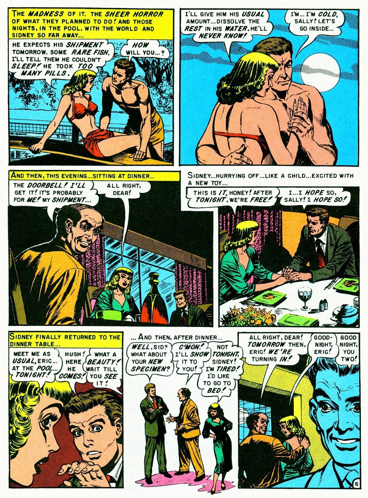 Read online Shock SuspenStories comic -  Issue #8 - 8
