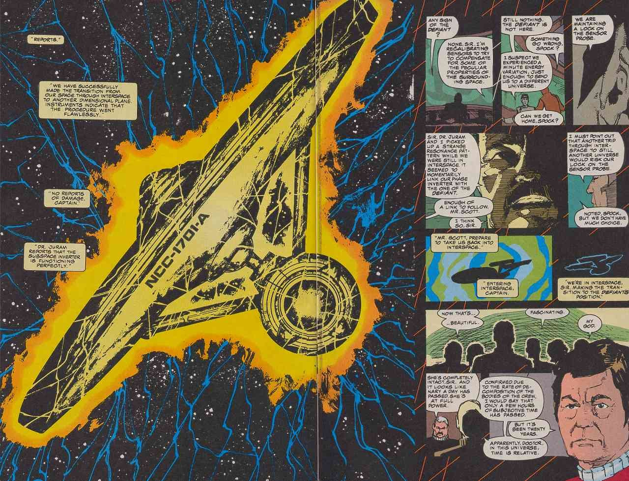 Read online Star Trek (1989) comic -  Issue # _Special 2 - 23