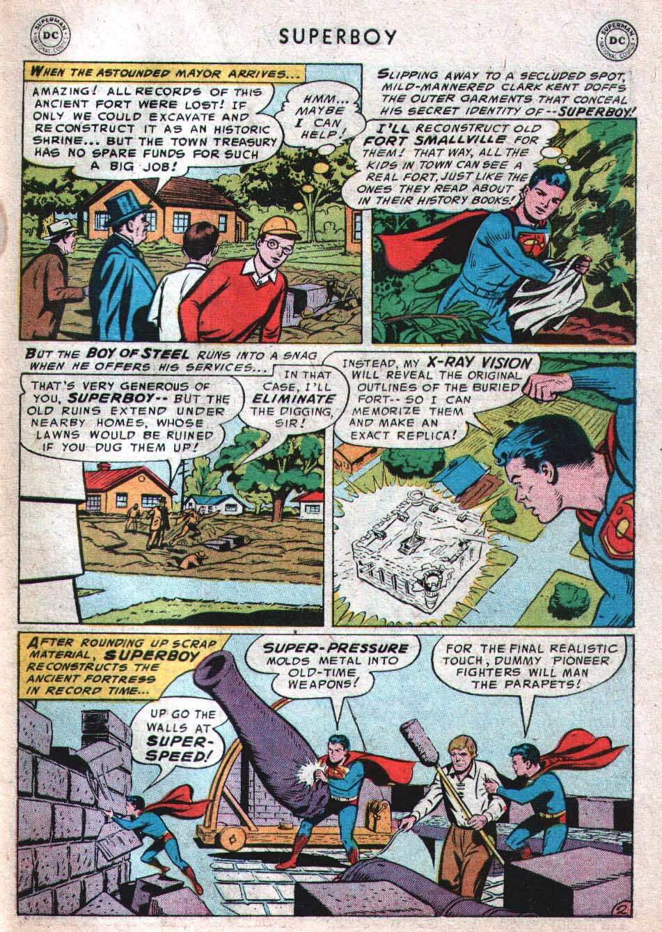 Superboy (1949) issue 46 - Page 22