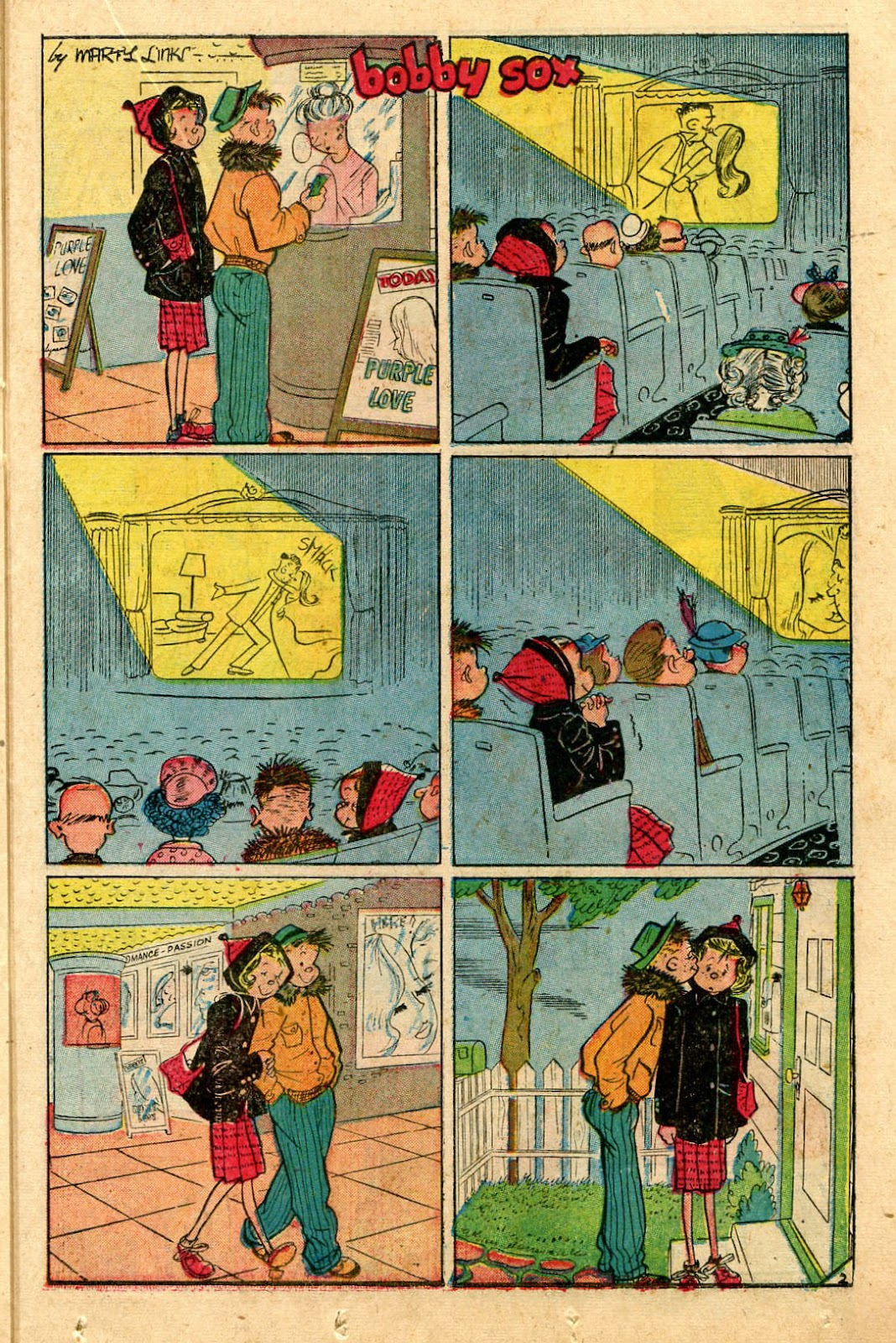 Read online Famous Funnies comic -  Issue #183 - 30
