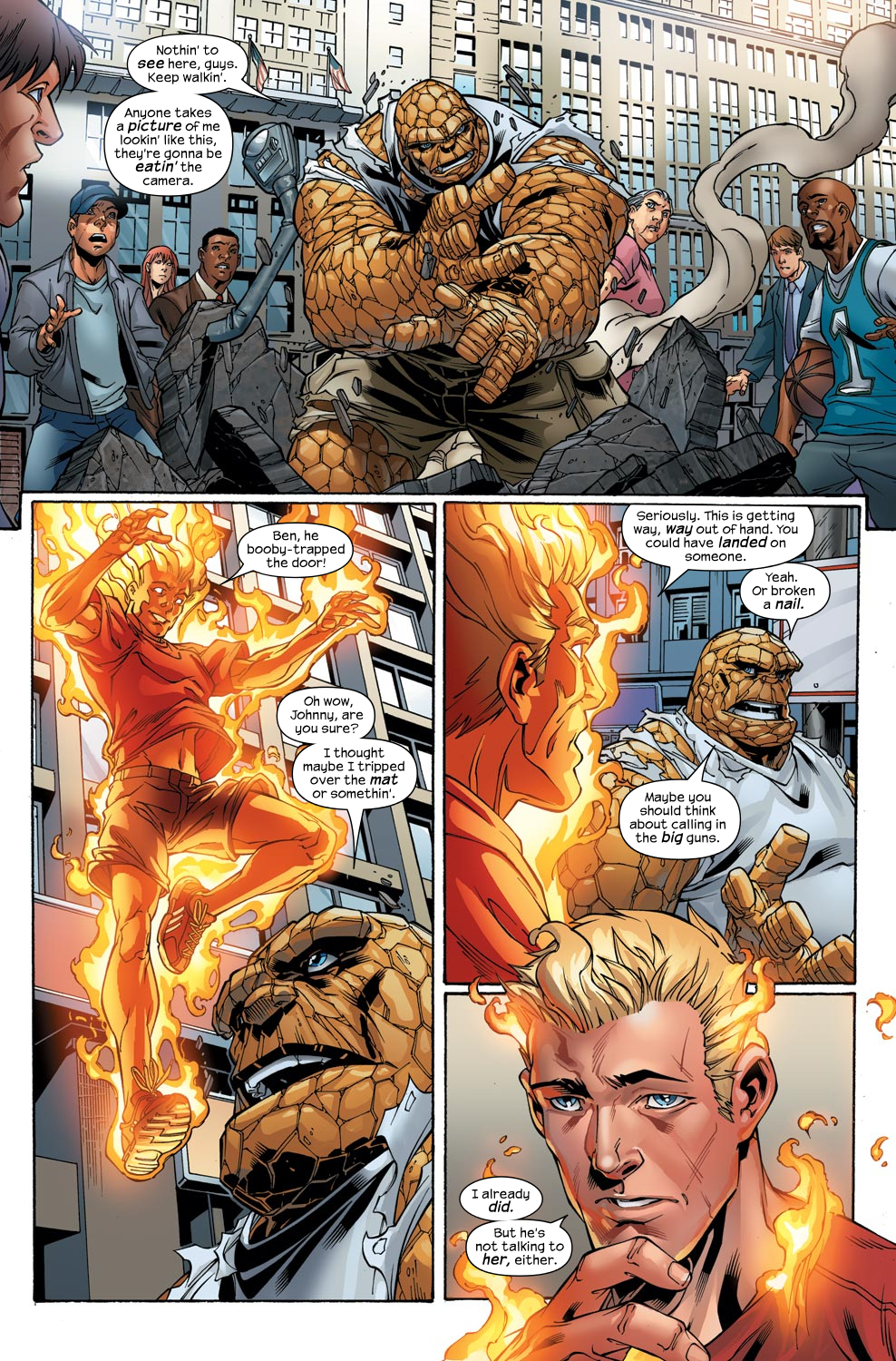 Read online Ultimate Fantastic Four (2004) comic -  Issue #47 - 7