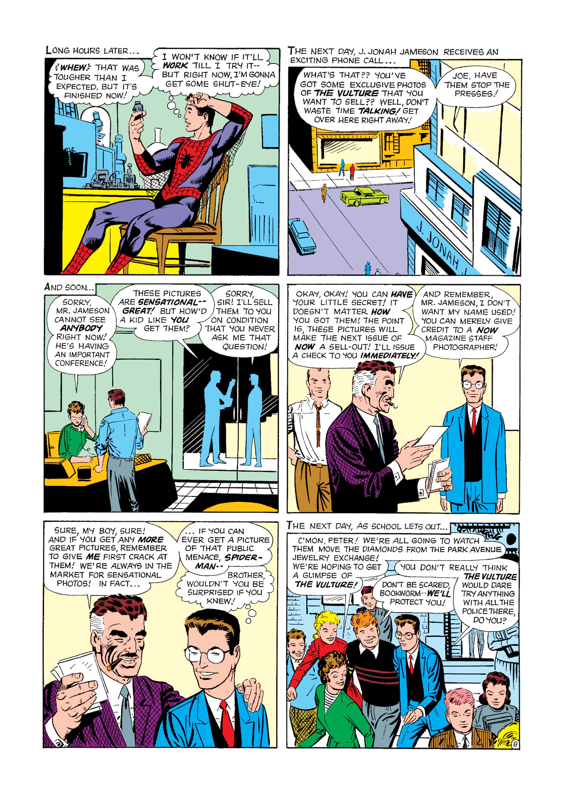 The Amazing Spider-Man (1963) 2 Page 8