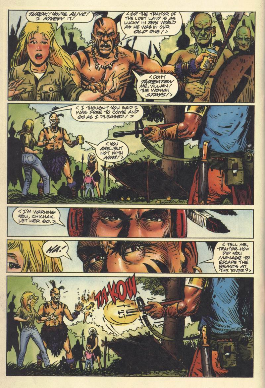 Read online Turok, Dinosaur Hunter (1993) comic -  Issue #9 - 15