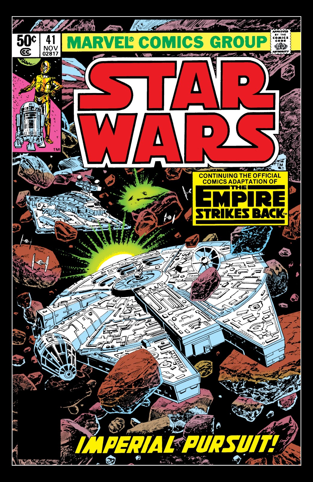 Read online Star Wars Legends: The Original Marvel Years - Epic Collection comic -  Issue # TPB 3 (Part 1) - 42