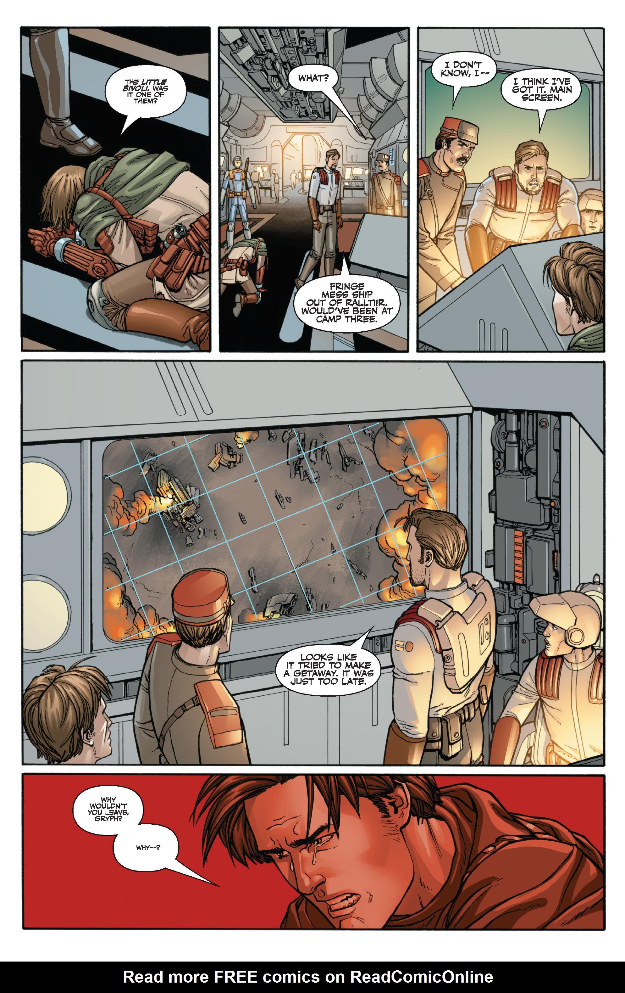 Read online Star Wars Omnibus comic -  Issue # Vol. 29 - 338