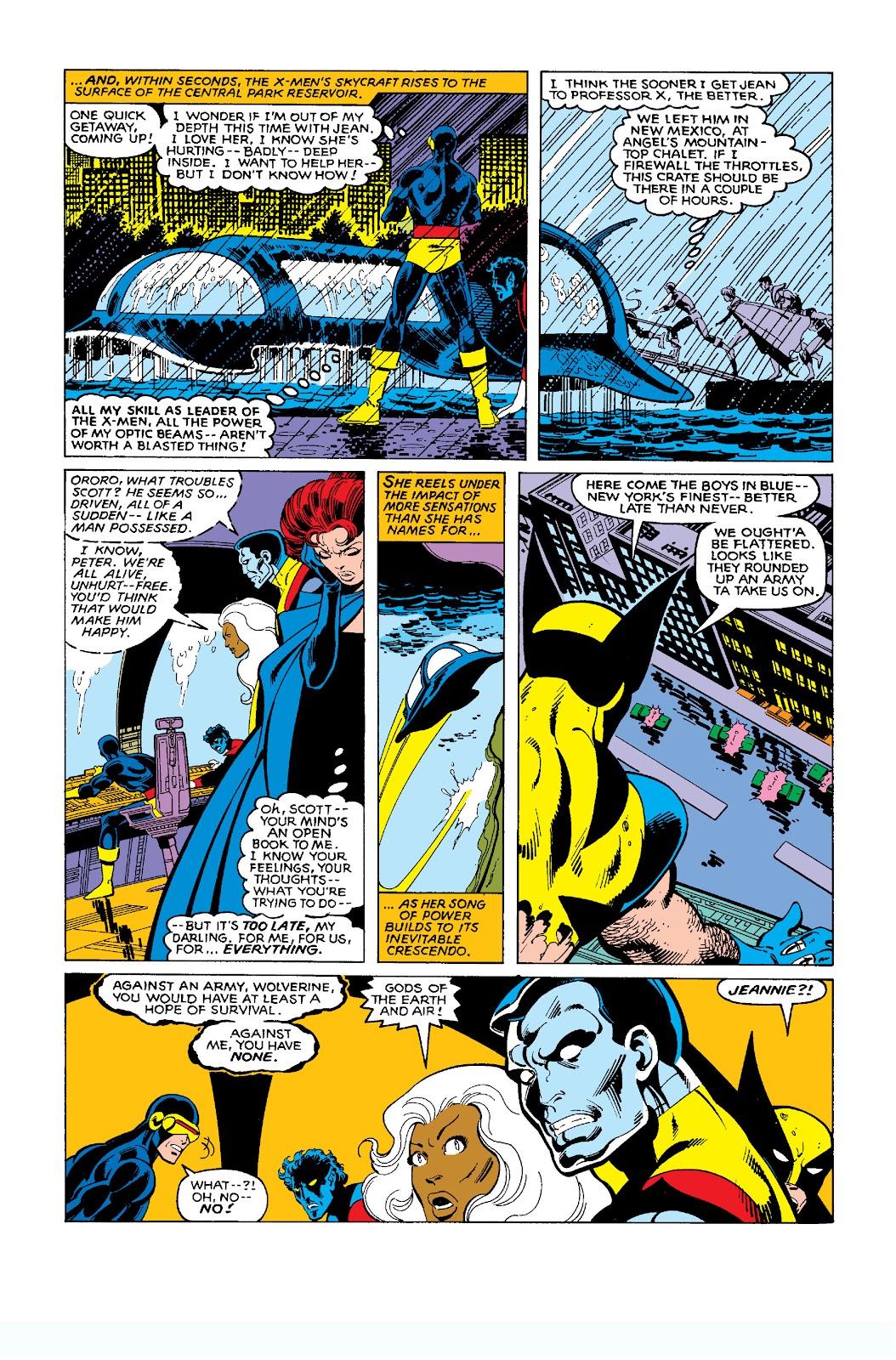 Uncanny X-Men (1963) issue 134 - Page 17