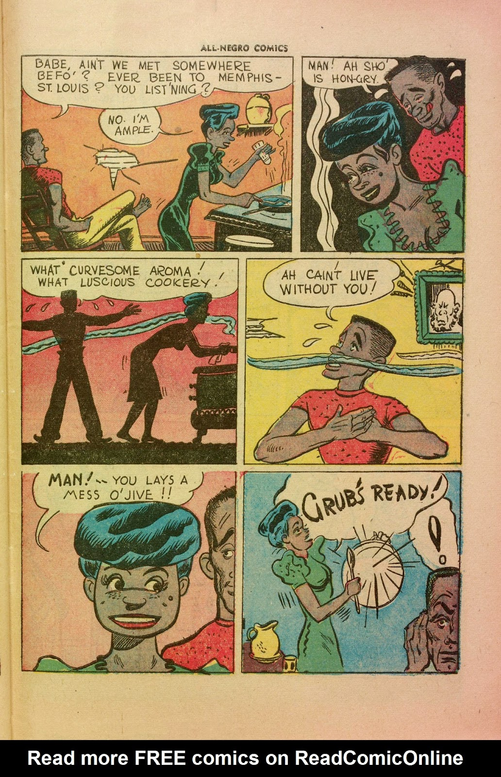All-Negro Comics issue Full - Page 46
