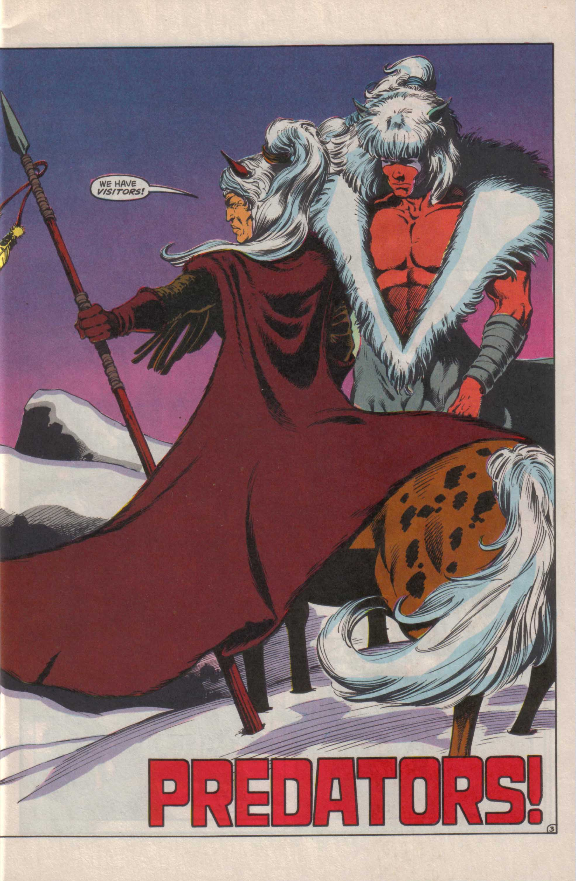Read online Advanced Dungeons & Dragons comic -  Issue #25 - 4