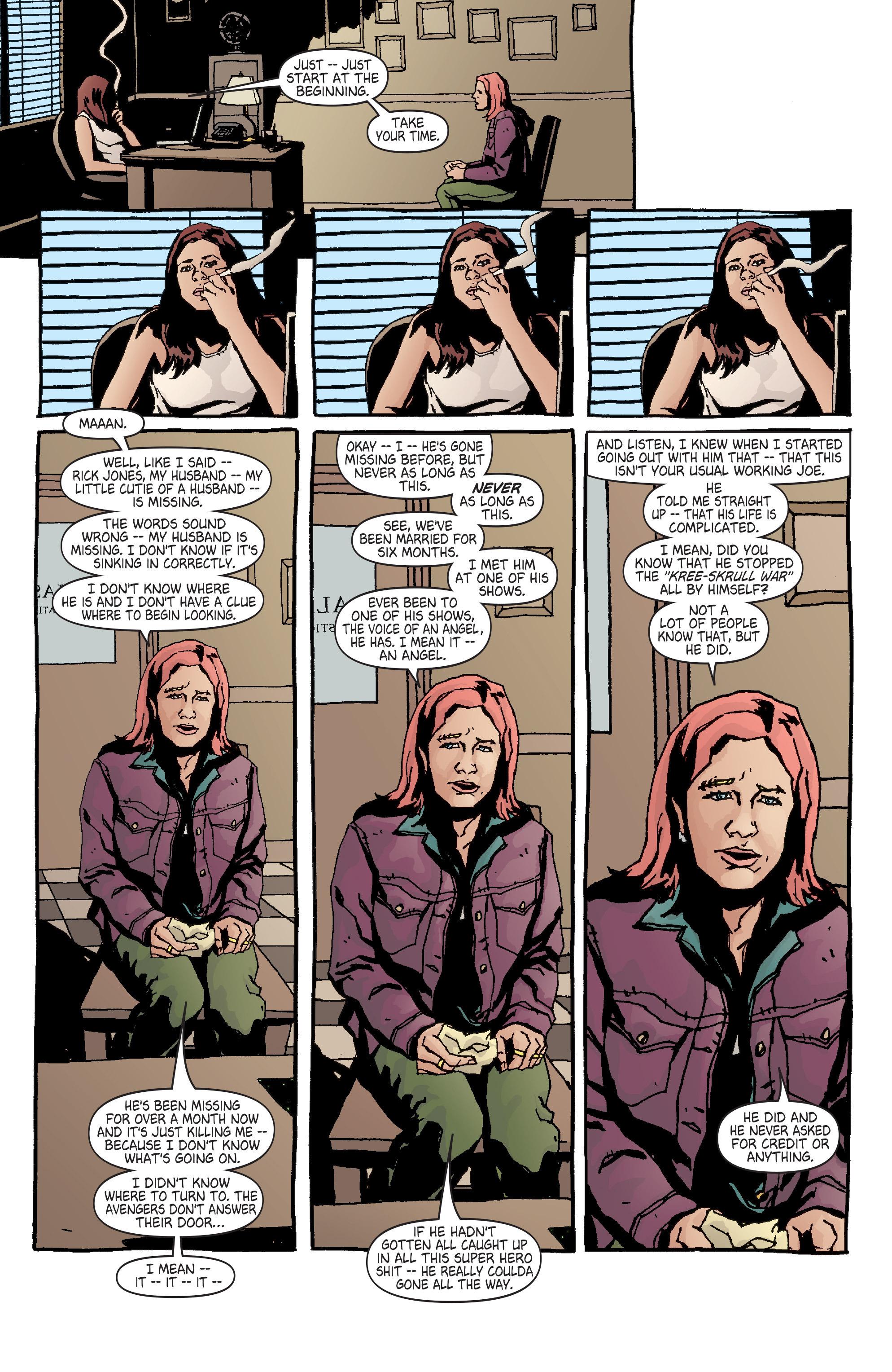 Read online Alias comic -  Issue #7 - 3