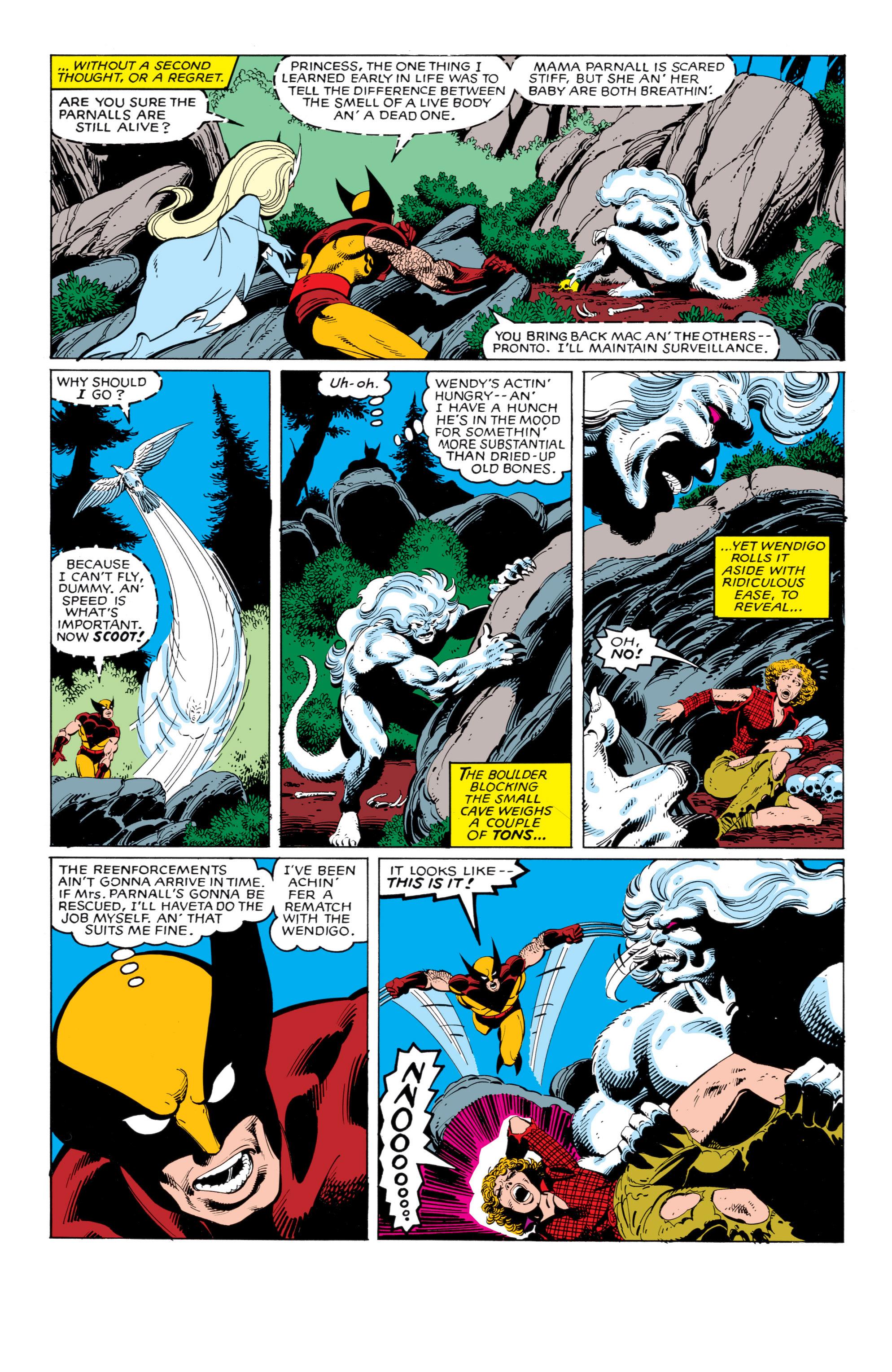 Read online Uncanny X-Men (1963) comic -  Issue #140 - 13
