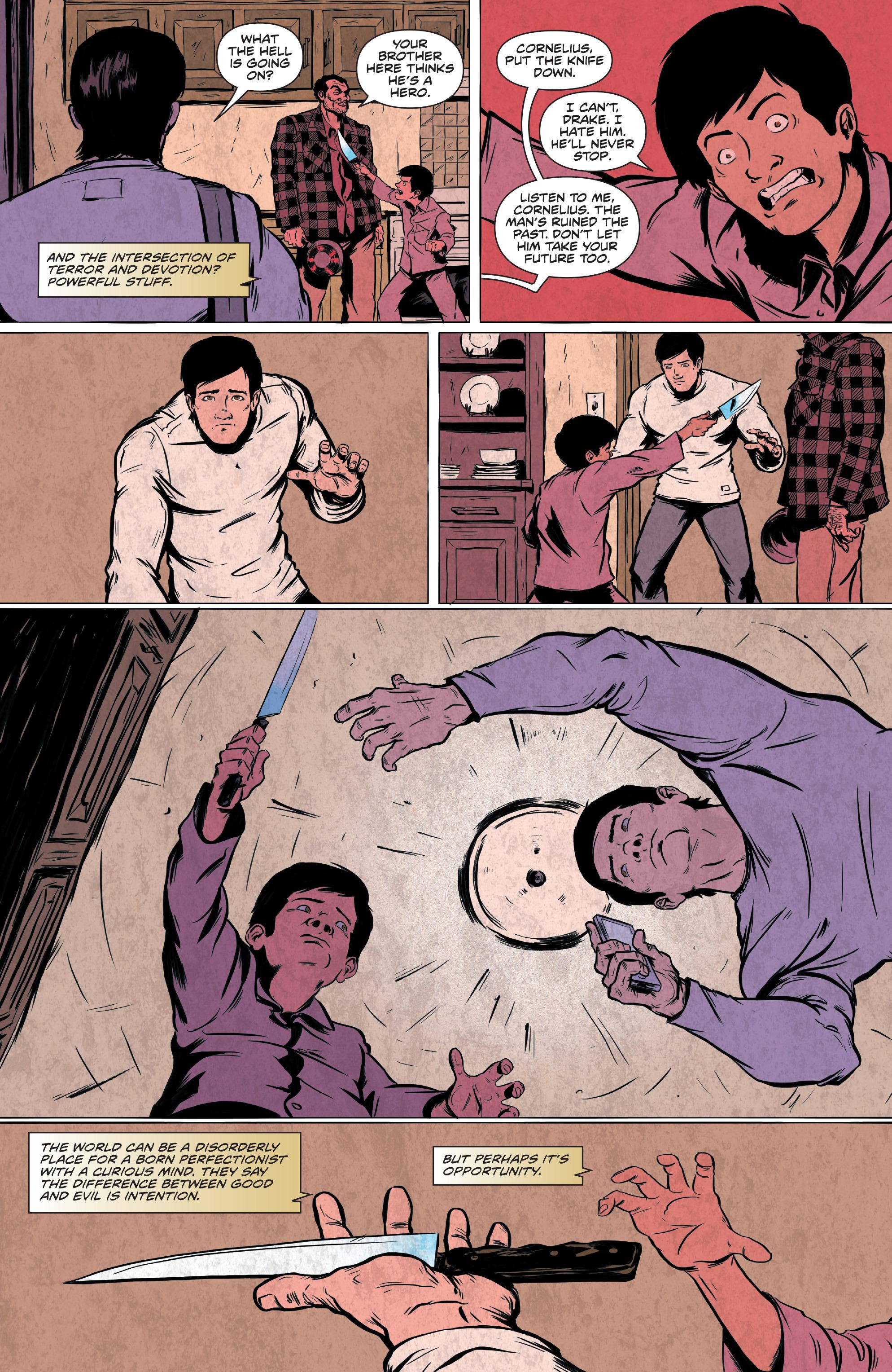 Read online Translucid comic -  Issue #2 - 14
