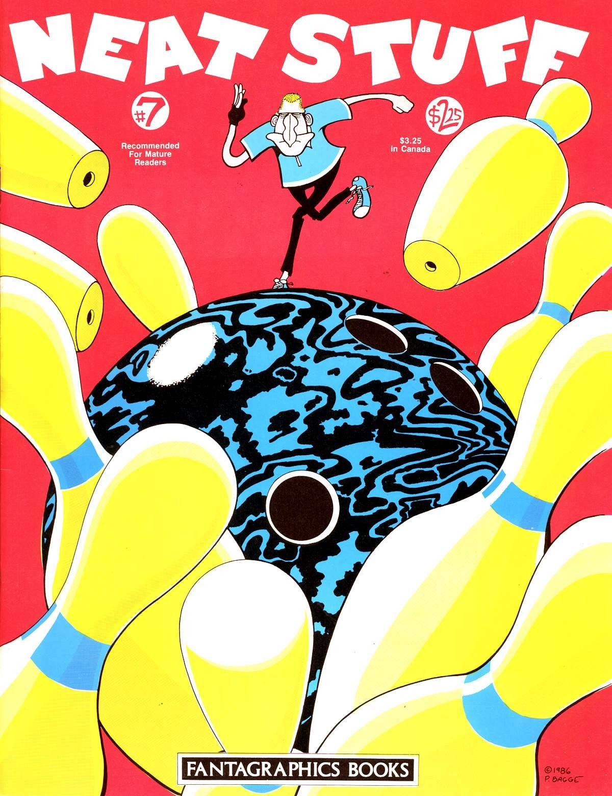 Read online Neat Stuff comic -  Issue #7 - 1